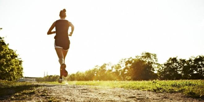 Alergatul în aer liber