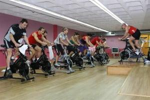 Fitness cu ajutorul bicicletei