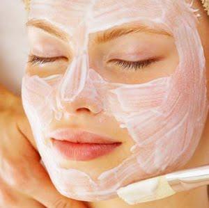 Ingrijirea pielii , masca