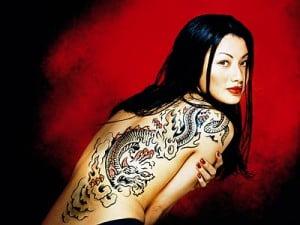 Tatuajele si infrumusetarea corpului