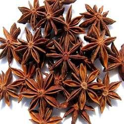 Anasonul stelat (Illicium verum), Fructul