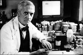 Alexander Fleming a descoperit penicilina