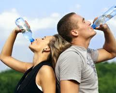 Hidratarea, Tulburari intestinale vara