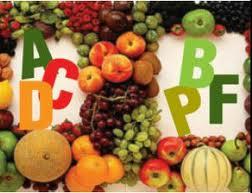Legumele si fructele
