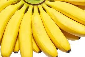 Banane coapte