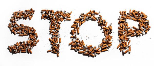 Nu mai fuma, spune stop tigarilor.