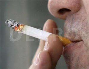 Fumatul - principala cauza a cancerului pulmonar