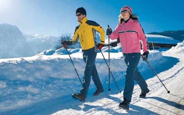 Nordic Walking iarna la munte, Foto: smalltowngirlinagreatbigworld.blogspot.ro