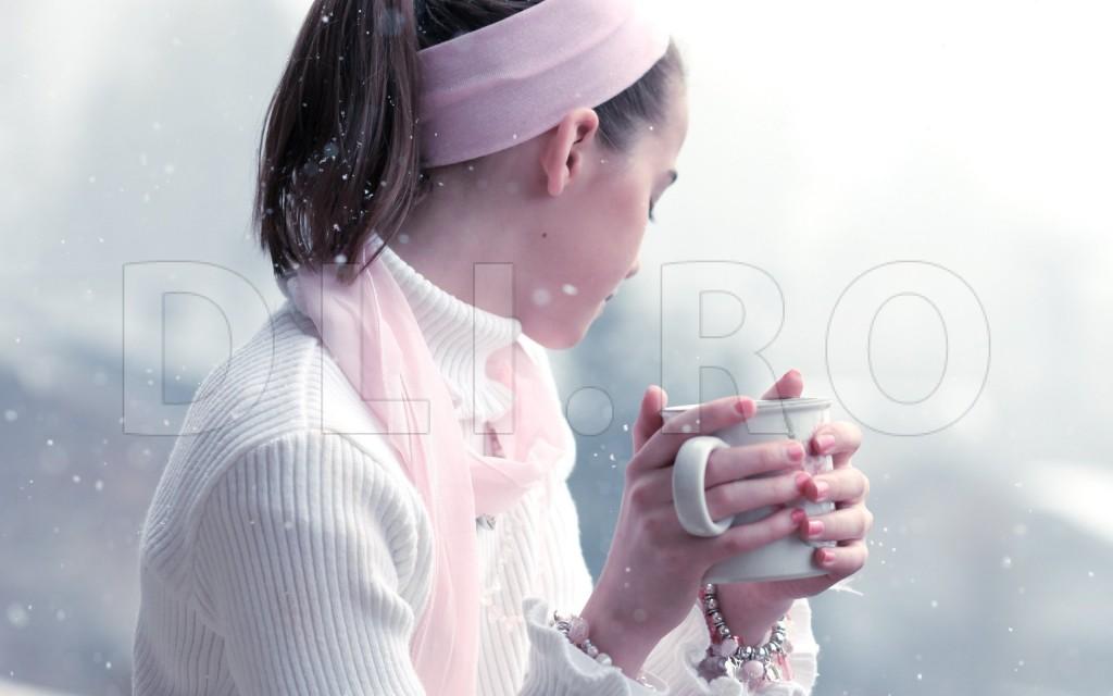 Ceaiurile calde sunt recomandate iarna