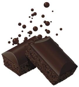 Alimente ce creeaza dependenta, Ciocolata