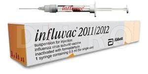 Influvac, Vaccin antigripal