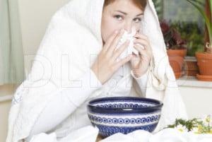 Tratamente naturiste pentru raceala, Inhalatii