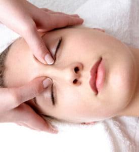 Masajul pentru ochi frumosi.