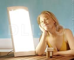 Melancolia de iarna, Seasonal Affective Disorder (SAD), Terapia cu lumina