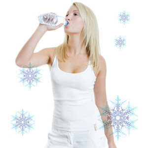 De ce trebuie sa bem multa apa in timpul iernii?