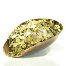 Combretum (Combretum micranthum), Frunzele