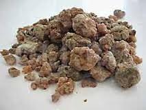Commiphora myrrha, Rasina de smirna