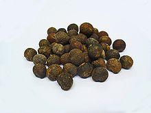 Mirtul-lucios (Anamirta paniculata), Seminte