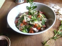 Salata de grasita