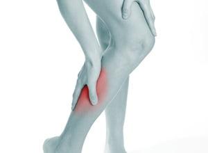 Compresie asupra nervilor la picior