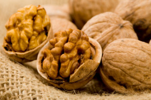 Dieta pentru crestere in masa musculara, Nucile