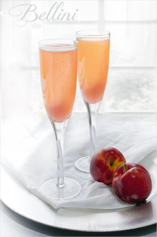 Cocktail Bellini, Foto: purplecalabash.com
