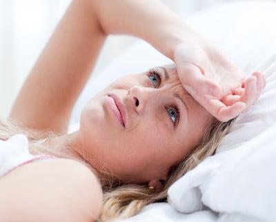 Durerea de cap sau cefaleea, Insomnie