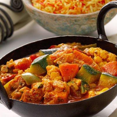 Mancare pe baza de curry, Foto: kutna.com