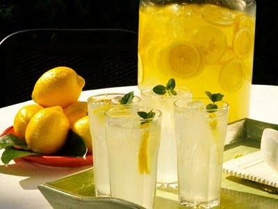 Apa cu suc de lamaie, Foto: ifood.tv