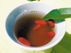 Ceai din fructe de catina-chinezeasca, Foto: alibaba.com