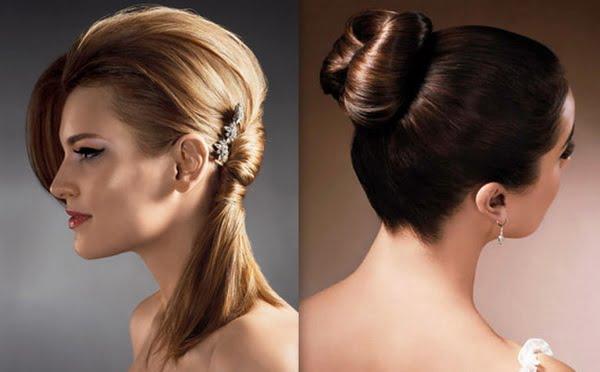 Coafuri pentru par de lungime medie, Foto: youmbo.com