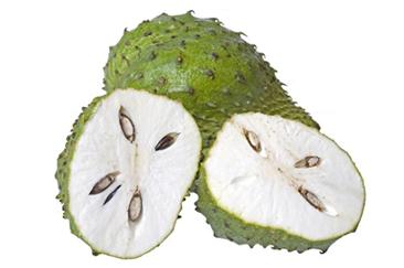 Fructe Soursop sau Graviola, Foto: exports.lankafood.com