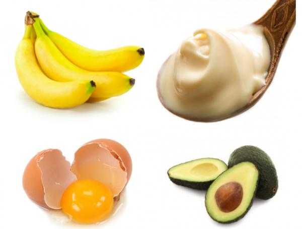 Ingrediente pentru masca cu banane, Foto: firestonesisters.com