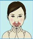 Masaj pentru eliminarea ridurilor gurii