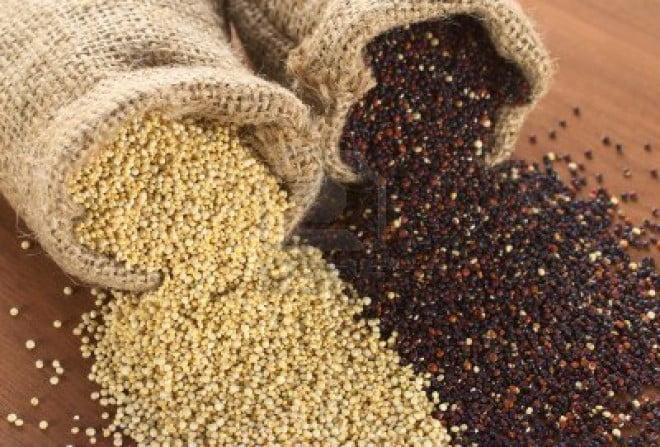 Quinoa, Foto: bubblews.com