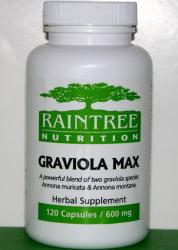 Supliment alimentar de Graviola, Foto: raintree-health.com