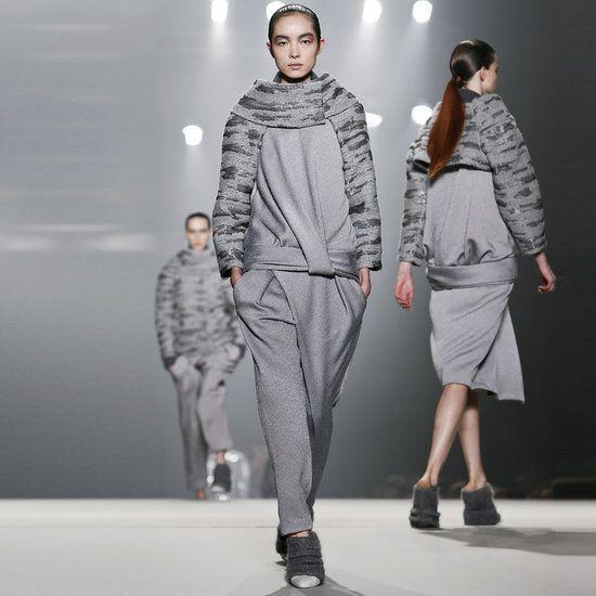 Articole vestimentare gri, Foto: pinterest.com