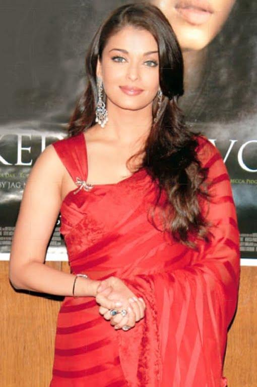 Coafura actritei Aishwarya Rai, Foto: tampra.com