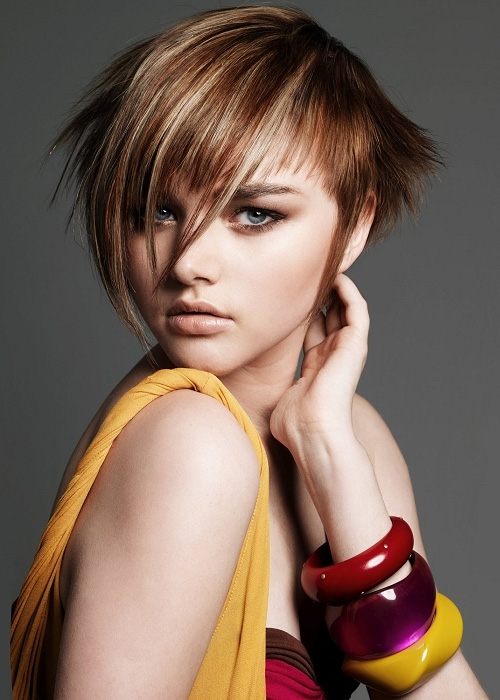 Coafura trendy in acest an, Foto: zhairstyles.com