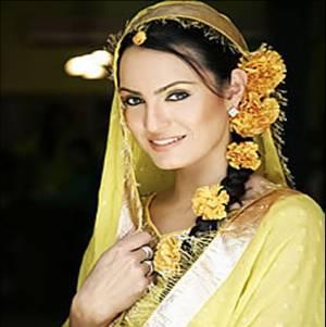 Coafura indiana la moda in anul 2013, Foto: besthairstyles2013.net