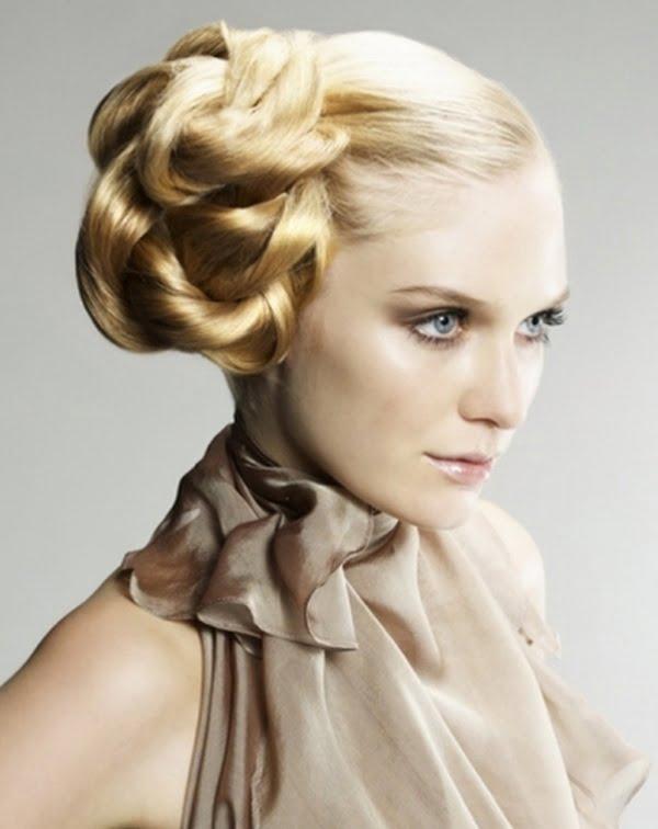 Coafura la moda in 2013, Foto: thebestfashionblog.com
