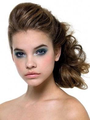 Coafura moderna pentru banchet in 2013, Foto: direct-hairstyles.com
