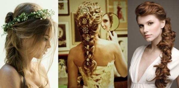 Noi coafuri pentru mirese la moda in 2014, Foto: comofazermais.com.br