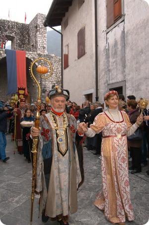 Venzone, Festivalul dovleacului, Foto: girofvg.com