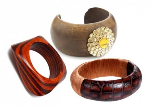 Bratari din lemn si plastic, Foto: trendofstyle.com