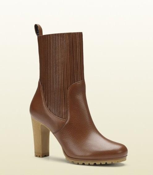 Cizme Gucci la moda in 2013-2014, Foto: thebestfashionblog.com