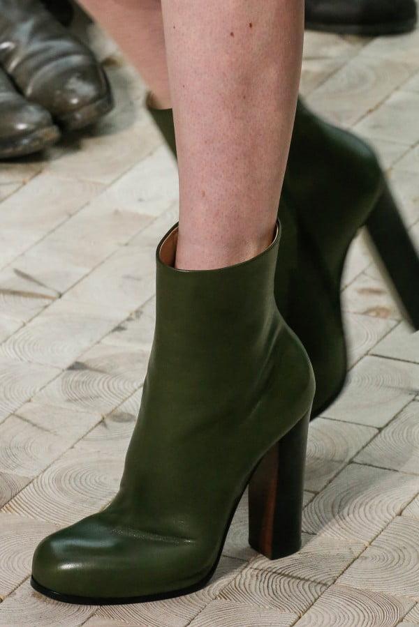 Cizme scurte pentru femei marca Céline, Foto: thebestfashionblog.com