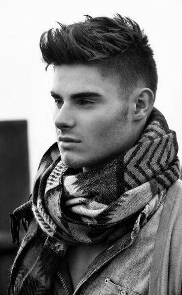 Coafura la moda pentru barbati in 2014, Foto: arionradio.com