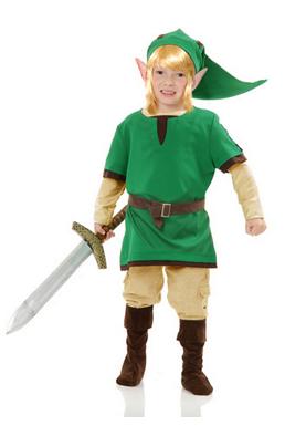 Costum de Elf, Foto: spirithalloween.com