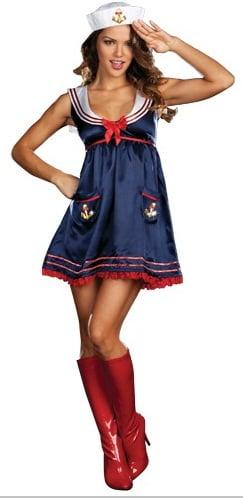 Costum de Halloween pentru femei, Foto: halloweencostumes.com